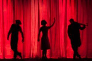 clubul de teatru a scolii